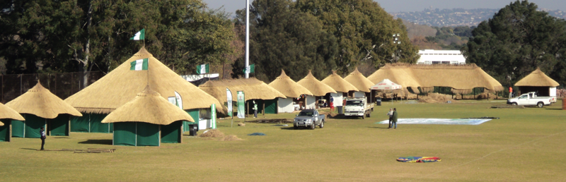Thatching Company That Sells Thatch Roof Accessories To