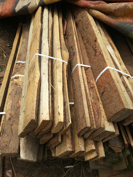 Selling And Suppliers Of Split Poles Cca Treated Split